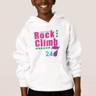 24/7 Rock Climb