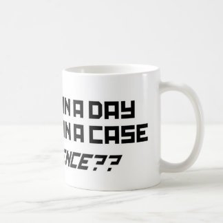 24 Beers In A Case - Funny Humour Comedy alcohol Mugs