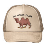 24 HOUR CLUB MESH HATS