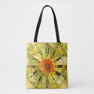 24 Hour Flower Tote Bag