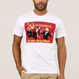 24 Hour Party People T-Shirt