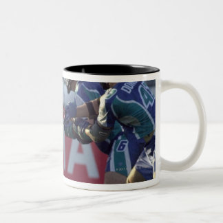 24 Jun 2001:   Ryan Powell #22  Rochester Two-Tone Coffee Mug