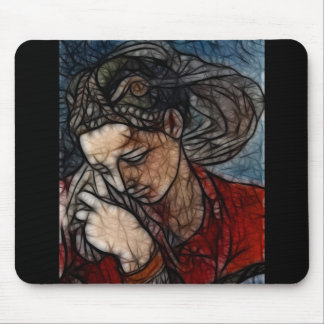 24 - Tears of the Wild Mouse Pad