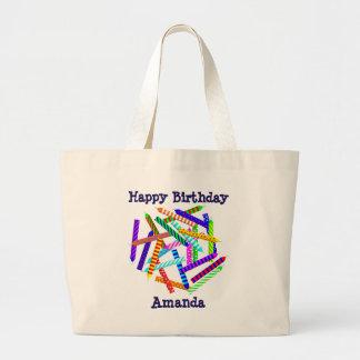 24th Birthday Gifts Jumbo Tote Bag