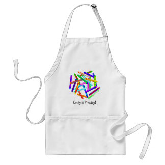 24th Birthday Gifts Standard Apron