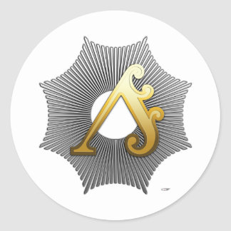 24th Degree: Brother of the Forest Sticker