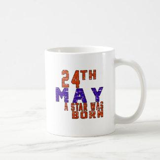 24th May a star was born Mugs