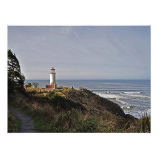 24X18 North Head Lighthouse Photo