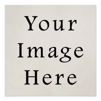 24x24 Square Posters Personalized Poster Paper