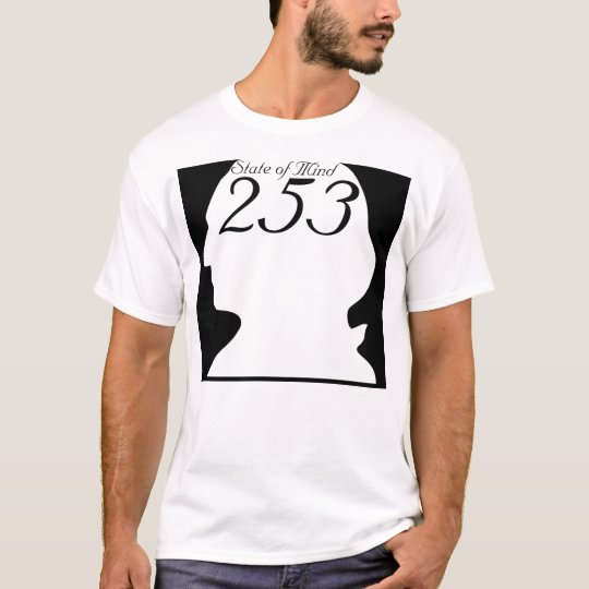 253 State of Mind Tee