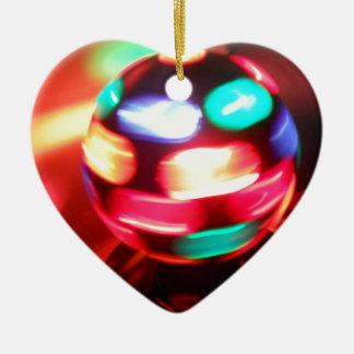 255.JPG CERAMIC HEART DECORATION