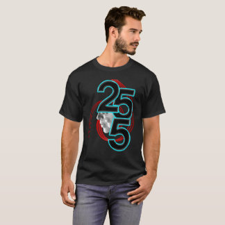 255 (number) T-Shirt