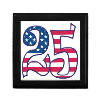 25 Age USA Gift Box