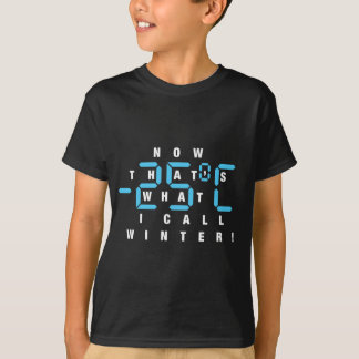 -25 Degrees Dark Kids' T-shirt