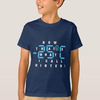 -25 Degrees Dark Kids' T-shirt 2