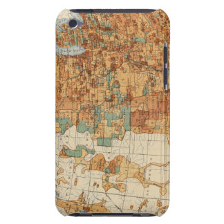 25 Density of increase of population, US, 18901900 iPod Touch Cover