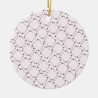 25) Golf Design from Tony Fernandes Round Ceramic Decoration