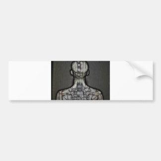 25 - The Silken Skin Bumper Sticker