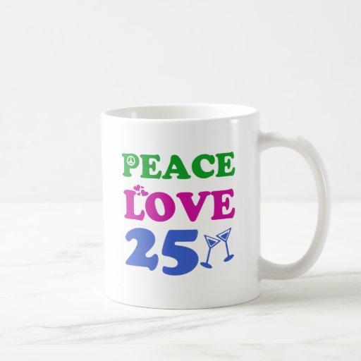 25 year old designs coffee mug