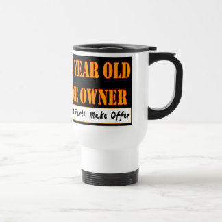 25 Year Old One Owner - Needs Parts Make Offer Coffee Mug