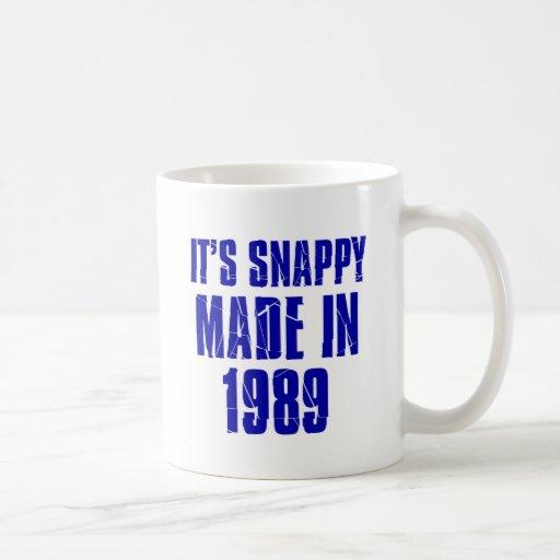 25 years Old Birthday Designs Coffee Mug