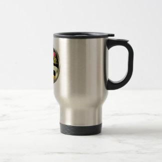 25th Anniversary Commemorative Travel Mug