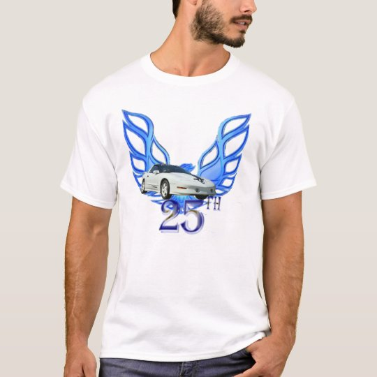 25th anniversary edition Firebird T-Shirt