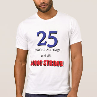 25th Anniversary T Shirt