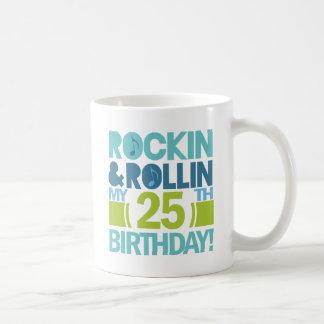 25th Birthday Gift Ideas Coffee Mugs