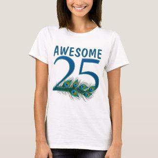 25th Birthday shirts