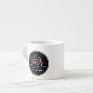 25th Espresso Mug