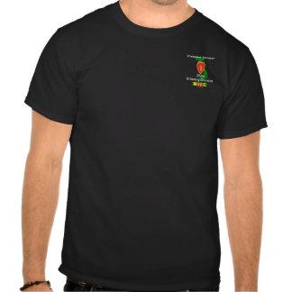 25th Inf Div VBFL1 Tee Shirts