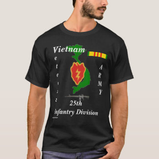 25th Inf Division T-Shirt
