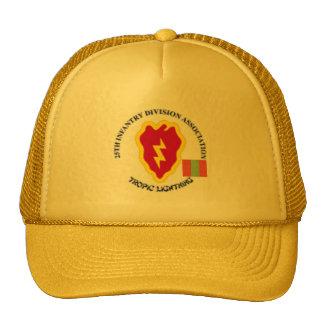 25th Infantry 4th Infantry Regiment Cap