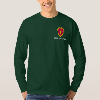 25th Infantry Division Long Sleeve Tee