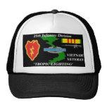 "25th Infantry Divison"" Tropical Ligthing"" Ball Cap"