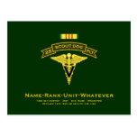 25th IPSD - Vet Svcs Postcards