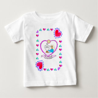 25th Silver anniversary Baby T-Shirt