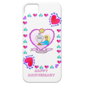 25th silver wedding anniversary, iPhone 5 covers