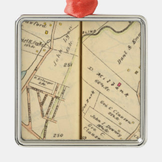 260261 Rye, Harrison Christmas Ornament