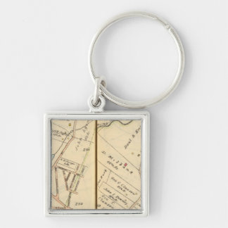 260261 Rye, Harrison Key Ring