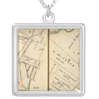260261 Rye, Harrison Silver Plated Necklace