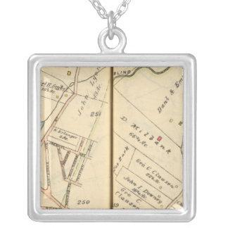 260261 Rye, Harrison Square Pendant Necklace