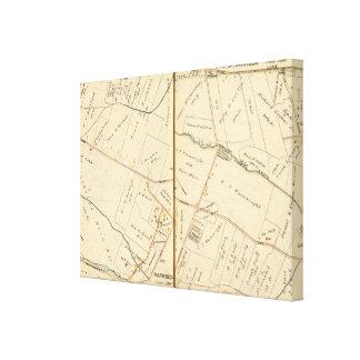 262263 Rye, Harrison Canvas Print