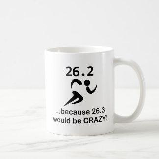 263 Would Be Crazy Basic White Mug