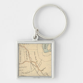 268 Harrison Key Ring