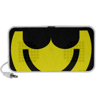 2699-Royalty-Free-Emoticon-With-Sunglasses COOL DU Mp3 Speakers