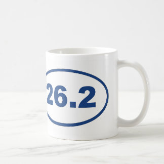 26.2 Blue Coffee Mug