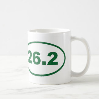 26.2 Green Coffee Mug
