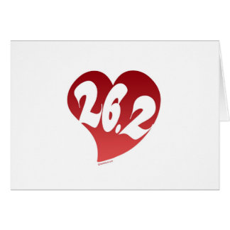 26.2 Heart Card